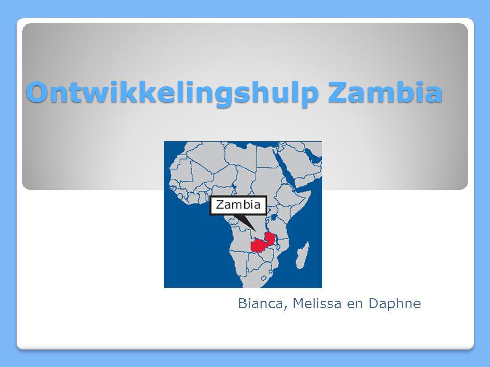 Ontwikkelingshulp Zambia