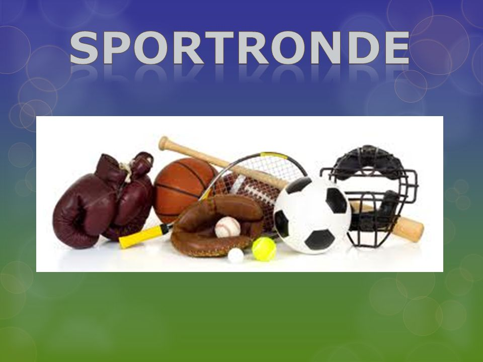 Sportronde