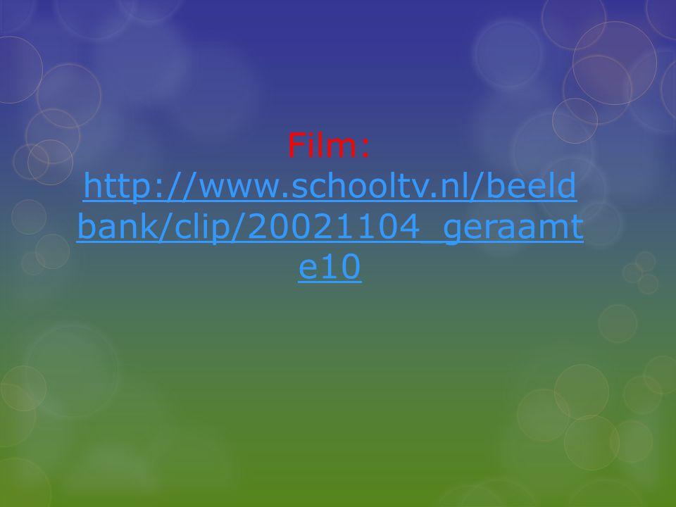 Film: http://www.schooltv.nl/beeldbank/clip/20021104_geraamte10
