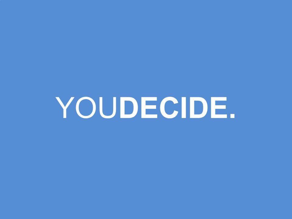 YOUDECIDE.