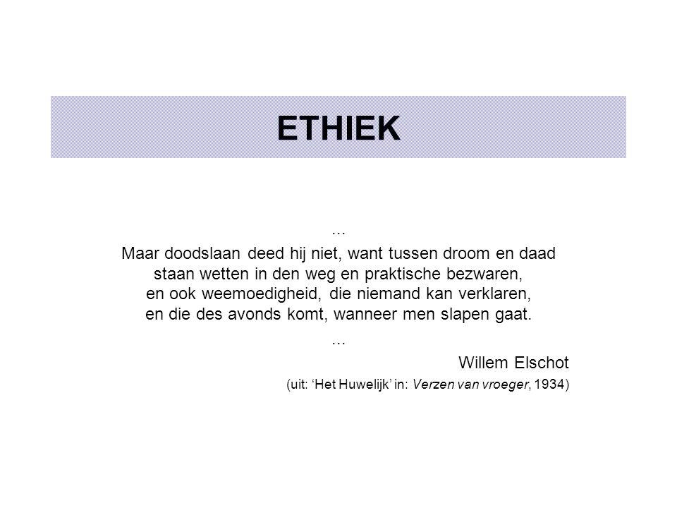 ETHIEK ...