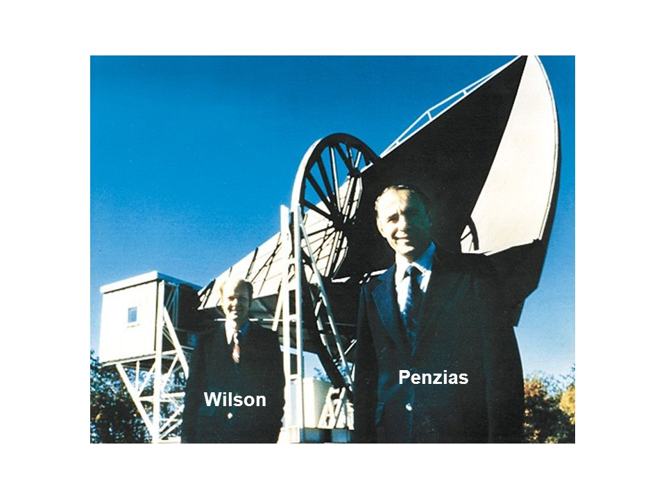 Penzias Wilson