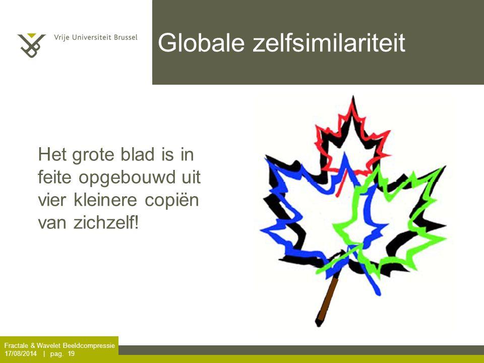 Globale zelfsimilariteit