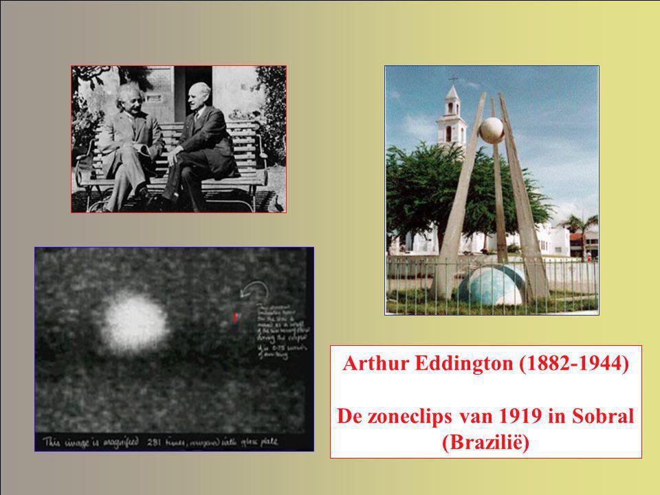 De zoneclips van 1919 in Sobral