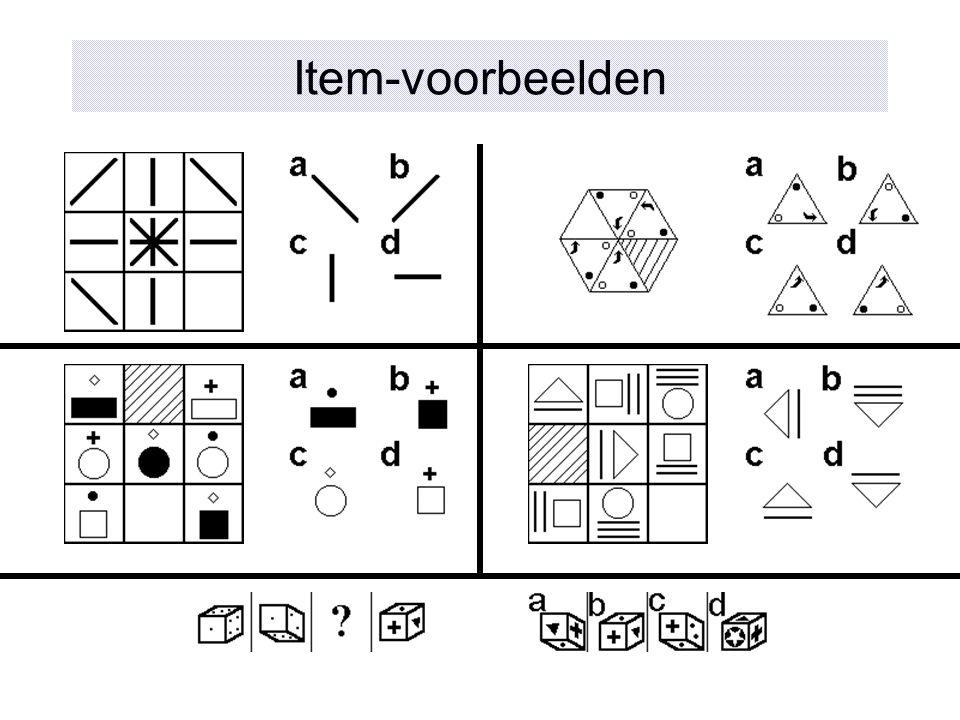 Item-voorbeelden