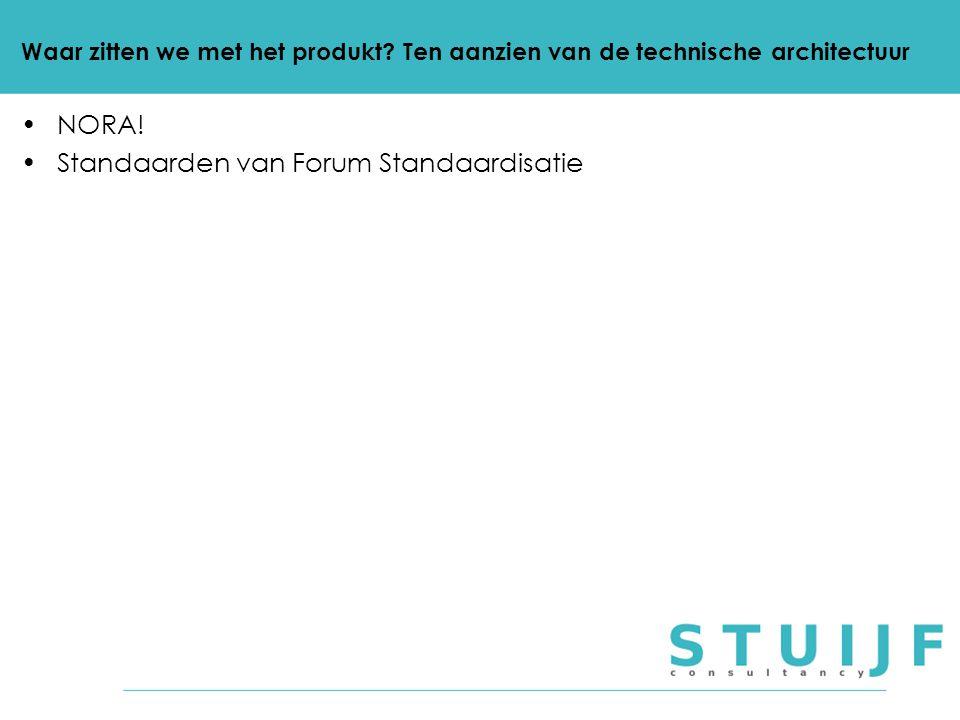 Standaarden van Forum Standaardisatie