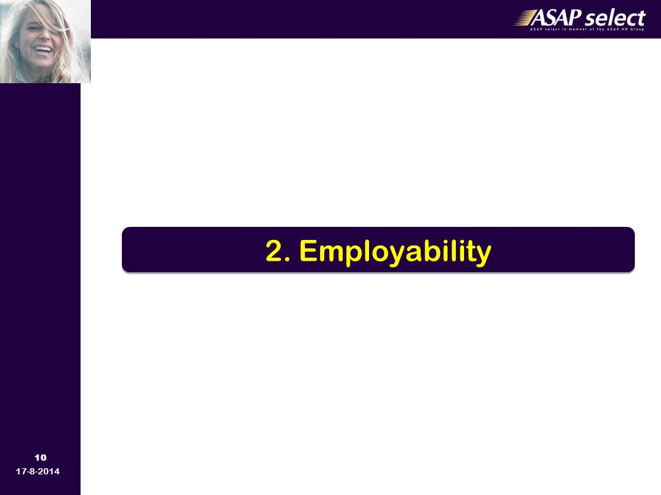 2. Employability