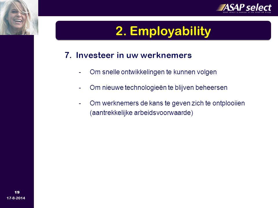 2. Employability Investeer in uw werknemers