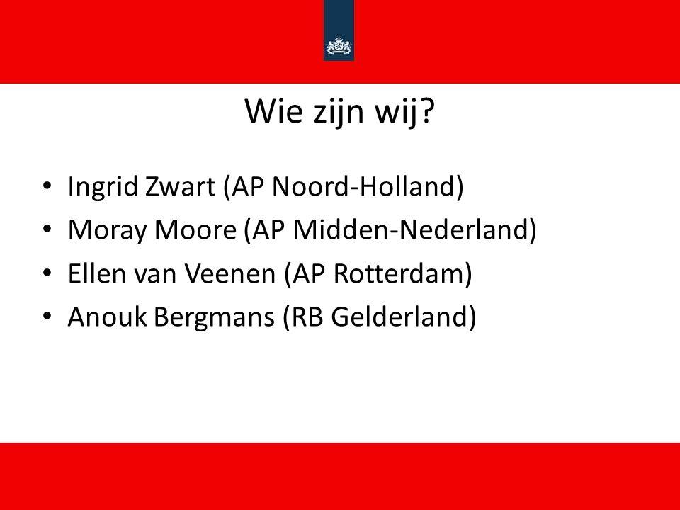 Wie zijn wij Ingrid Zwart (AP Noord-Holland)