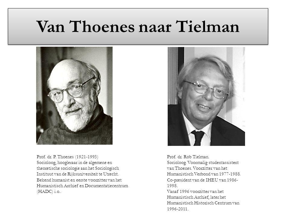 Van Thoenes naar Tielman