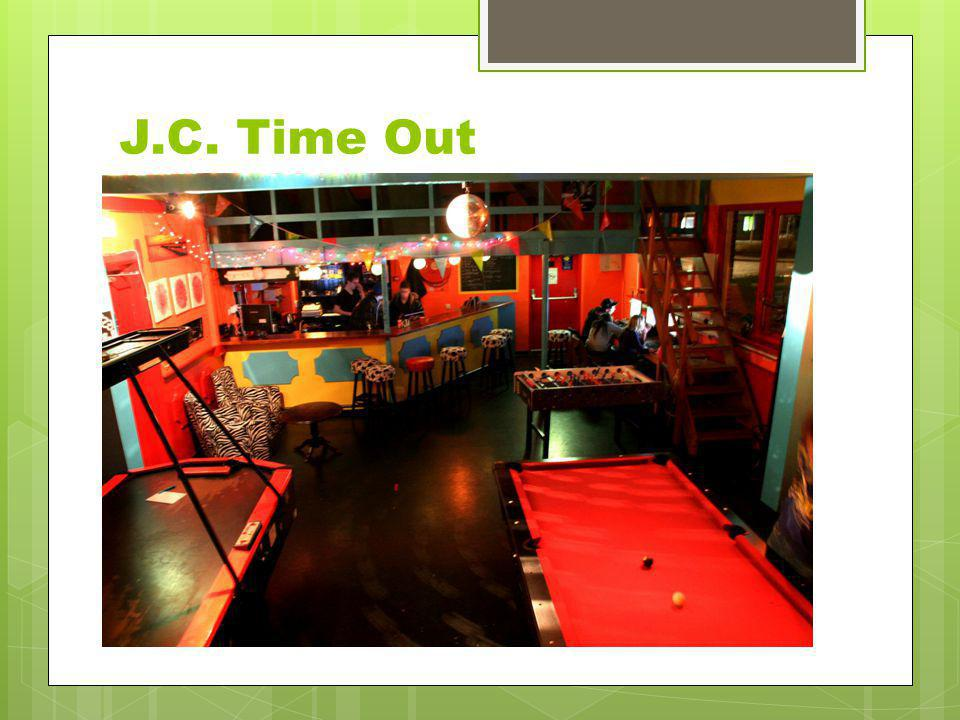 J.C. Time Out