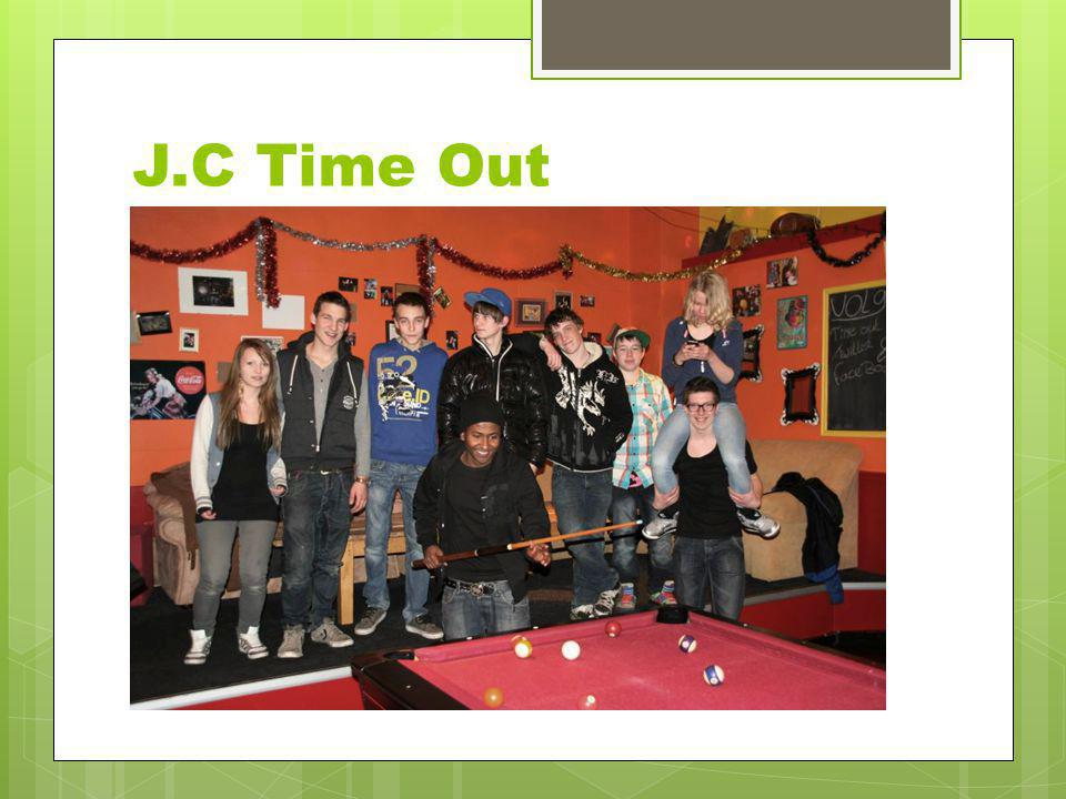 J.C Time Out