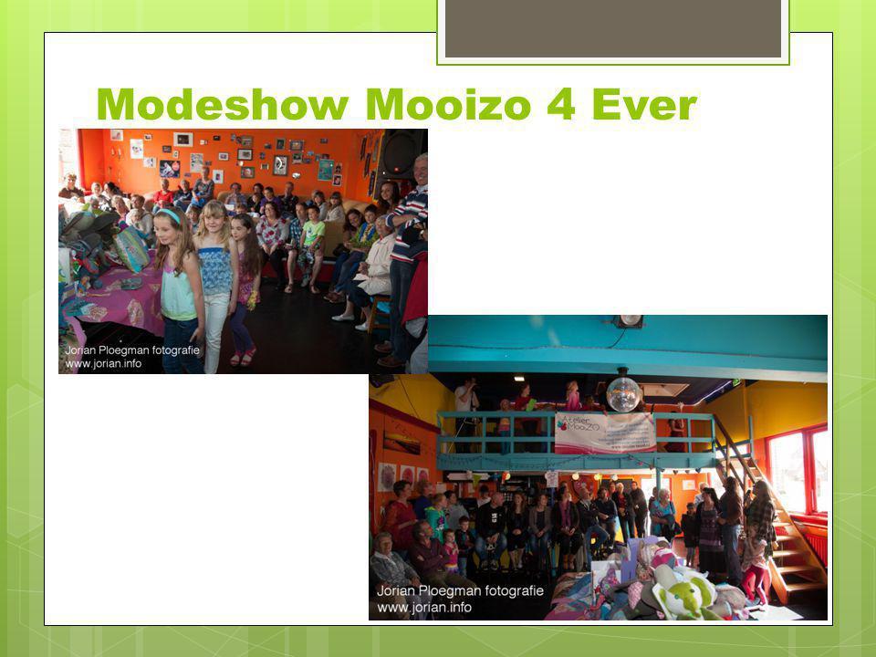 Modeshow Mooizo 4 Ever