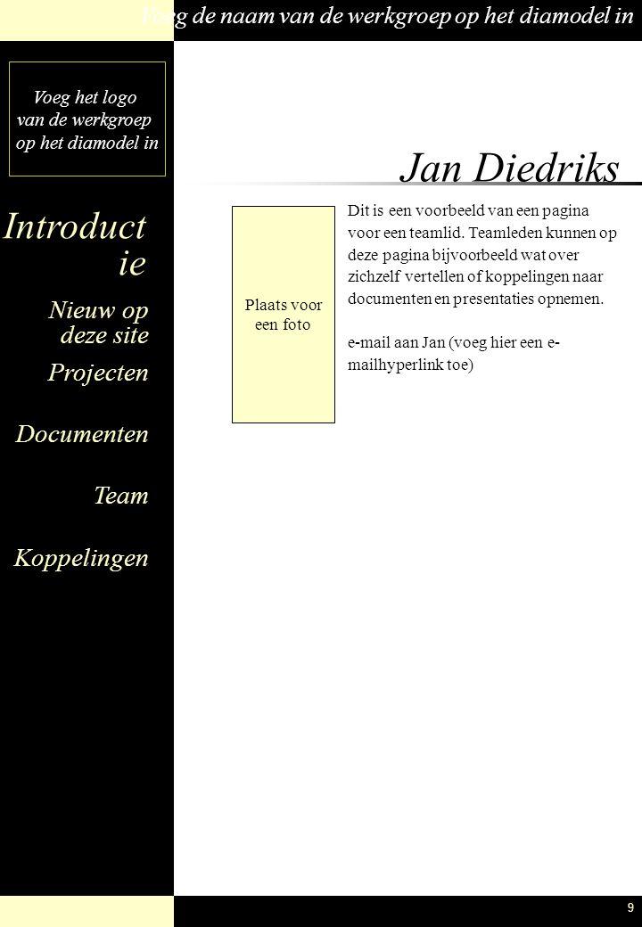Jan Diedriks