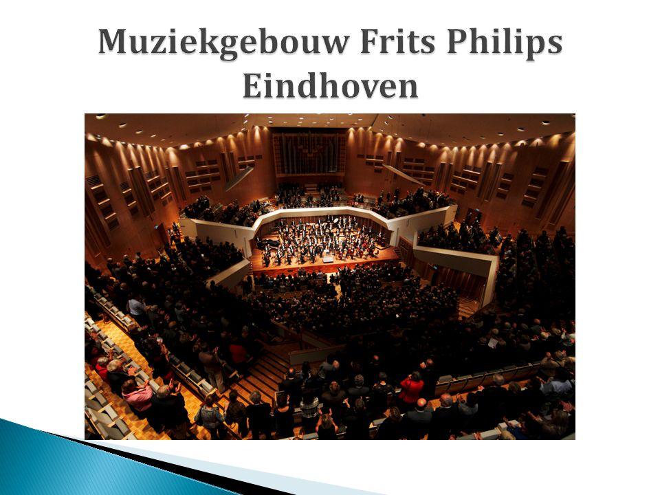 Muziekgebouw Frits Philips Eindhoven