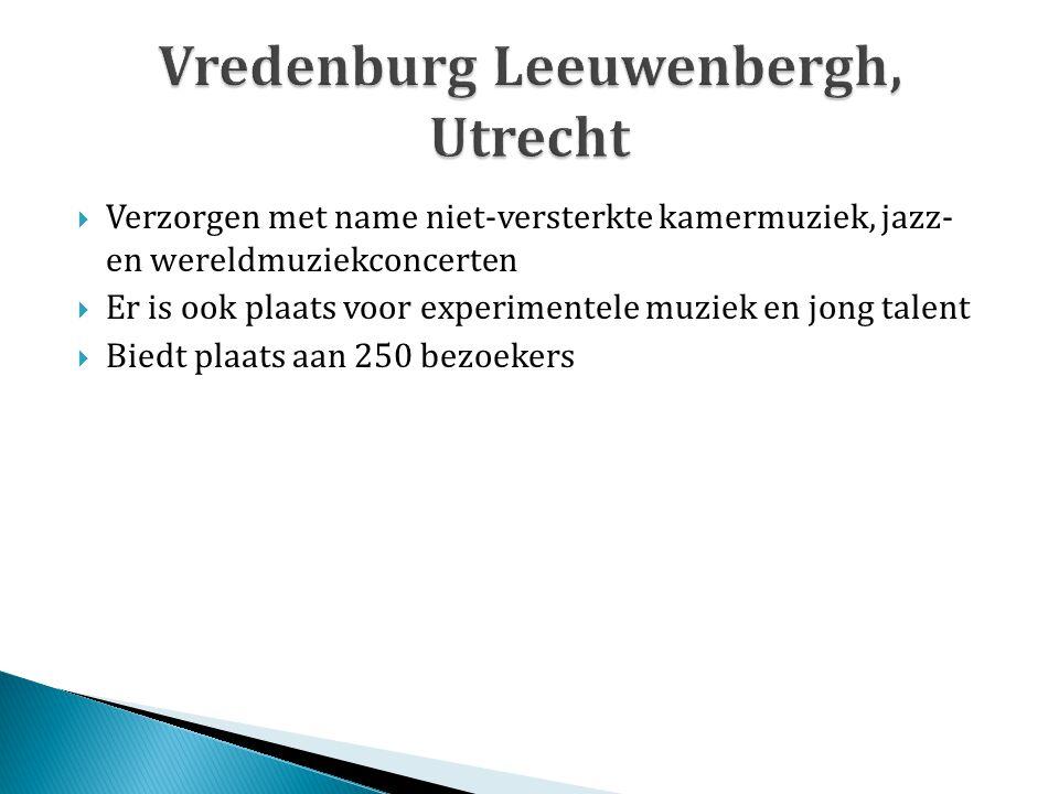 Vredenburg Leeuwenbergh, Utrecht