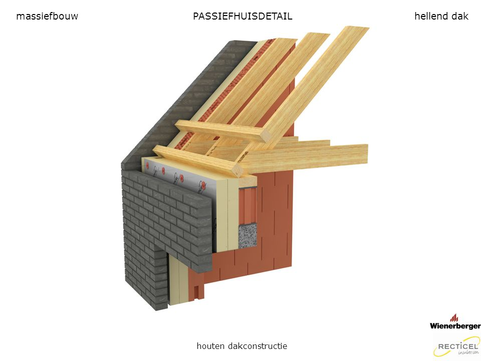 houten dakconstructie