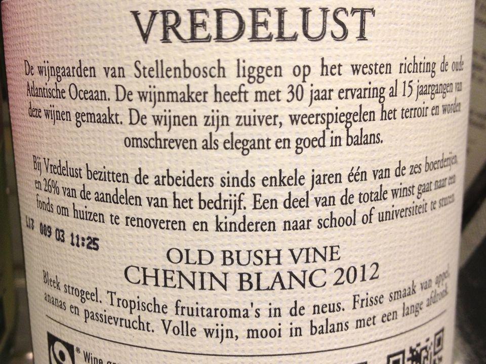 Vraag studenten wie er wijn drinkt