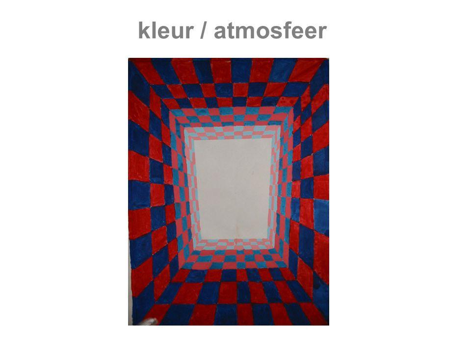kleur / atmosfeer