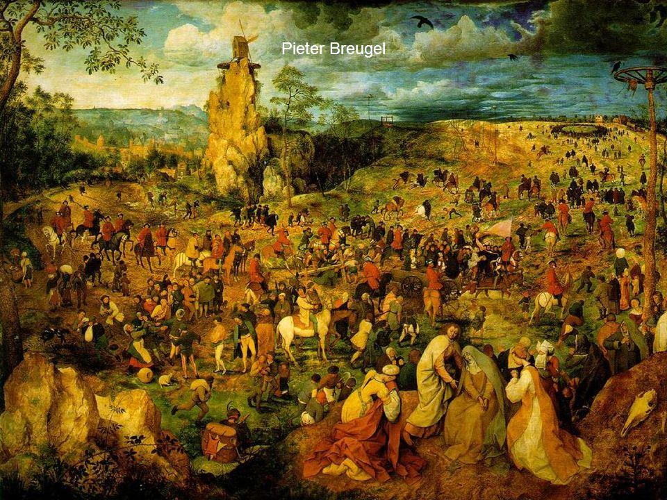 Pieter Breugel Overzicht, je kunt 'ronddwalen'.
