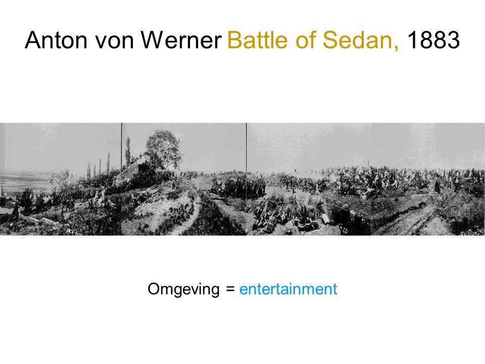Anton von Werner Battle of Sedan, 1883