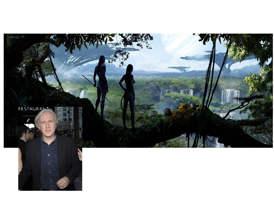 James Camaron besloot na het zien van Star Wars dat hij in de filmbusiness wilde en de creatie van de SW-universe wilde overtreffen. Op dezelfde wijze creëerde hij de wereld van Avatar: natuur, wezens, wijze van voortplanting, enz. Hij ontwierp voor deze film hele nieuwe 3D technieken om zijn doel te breiken. Helaas was het script te zwak voor een succes groter dan Star Wars.