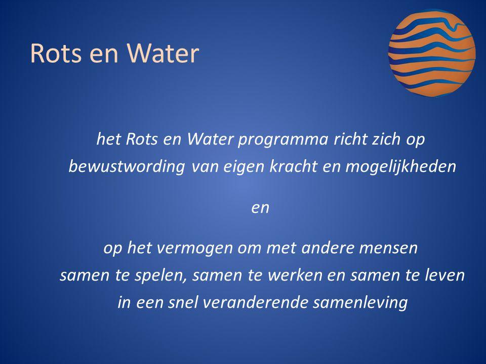 Rots en Water