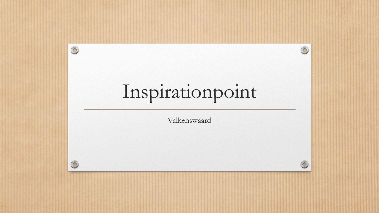 Inspirationpoint Valkenswaard