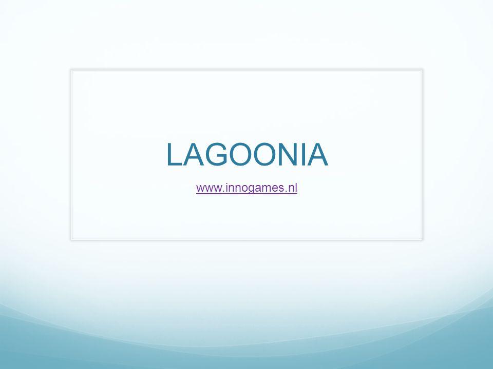 LAGOONIA www.innogames.nl