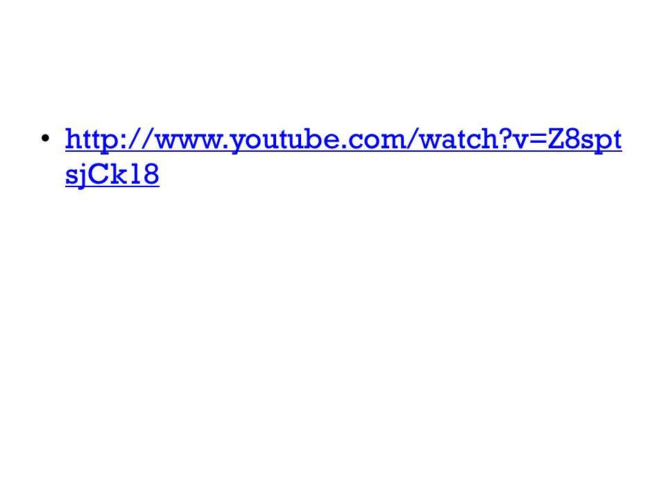 http://www.youtube.com/watch v=Z8sptsjCk18