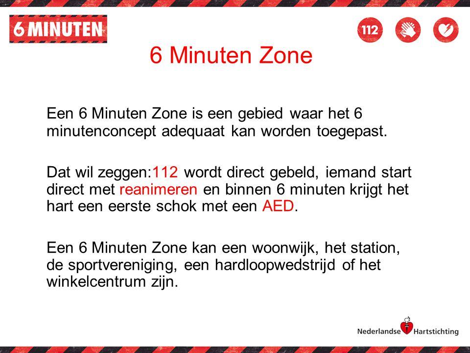 6 Minuten Zone Een 6 Minuten Zone is een gebied waar het 6 minutenconcept adequaat kan worden toegepast.