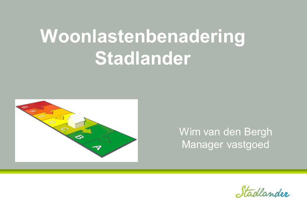 Woonlastenbenadering Stadlander