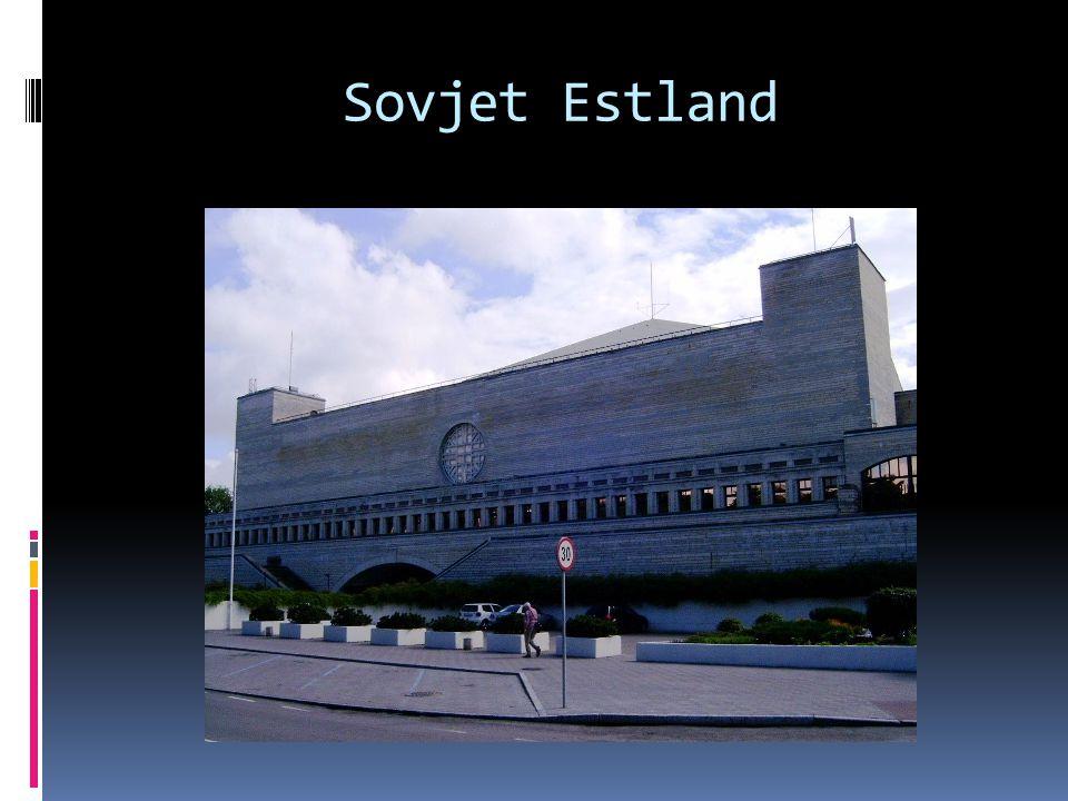 Sovjet Estland