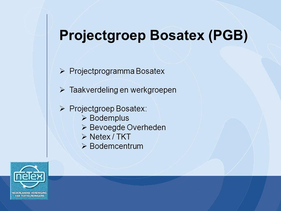 Projectgroep Bosatex (PGB)