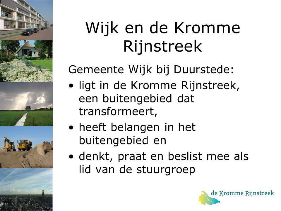 Wijk en de Kromme Rijnstreek