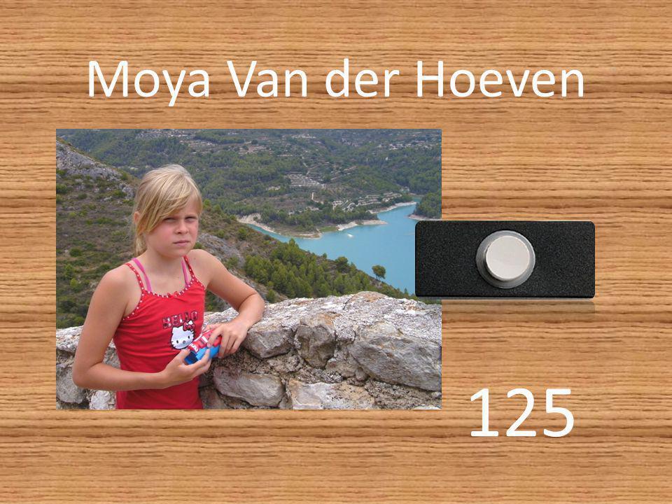 Moya Van der Hoeven 125