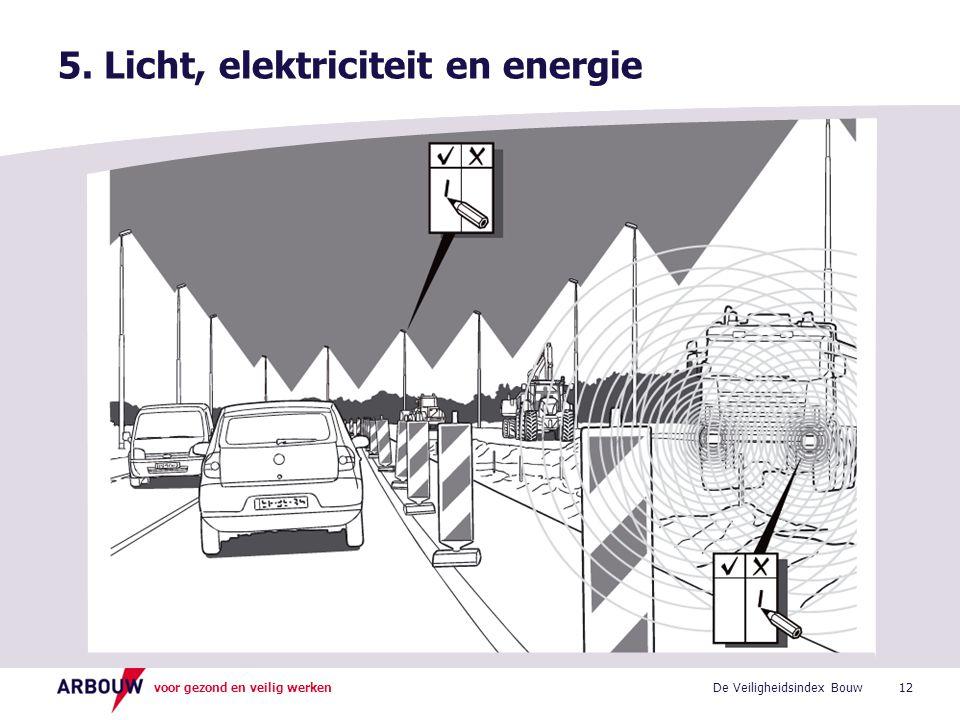 5. Licht, elektriciteit en energie