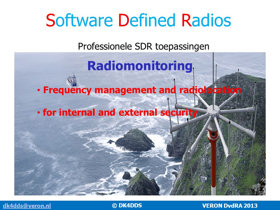 Software Defined Radios