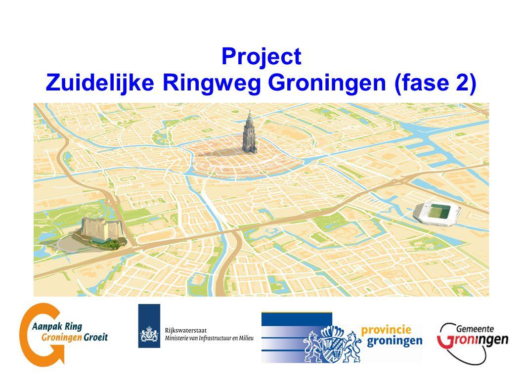 Project Zuidelijke Ringweg Groningen (fase 2)