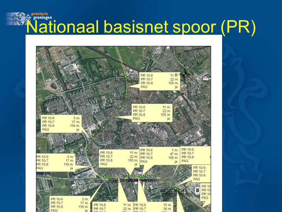 Nationaal basisnet spoor (PR)
