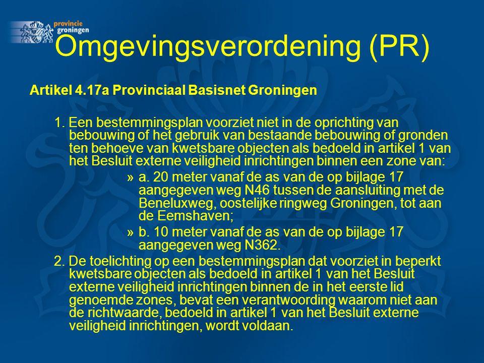 Omgevingsverordening (PR)