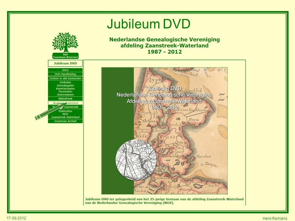 Jubileum DVD 17-09-2012 Henk Remiëns