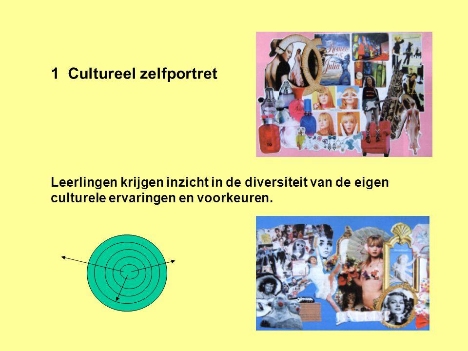 1 Cultureel zelfportret