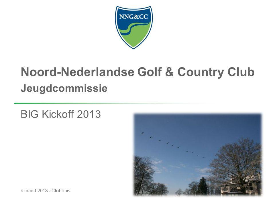 Noord-Nederlandse Golf & Country Club Jeugdcommissie