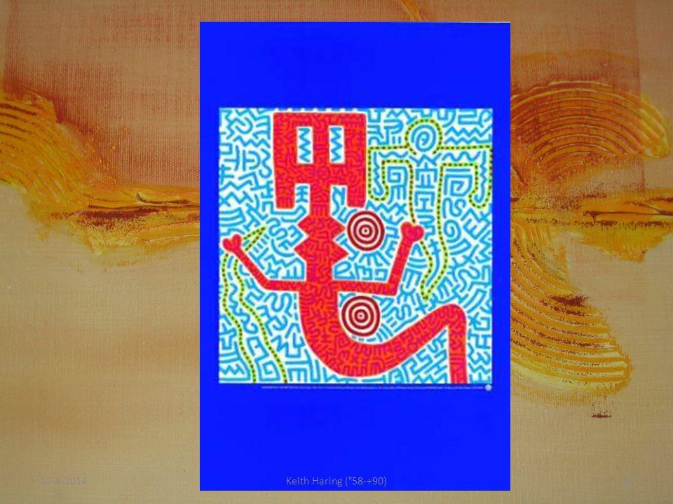 5-4-2017 Keith Haring (°58-+90)