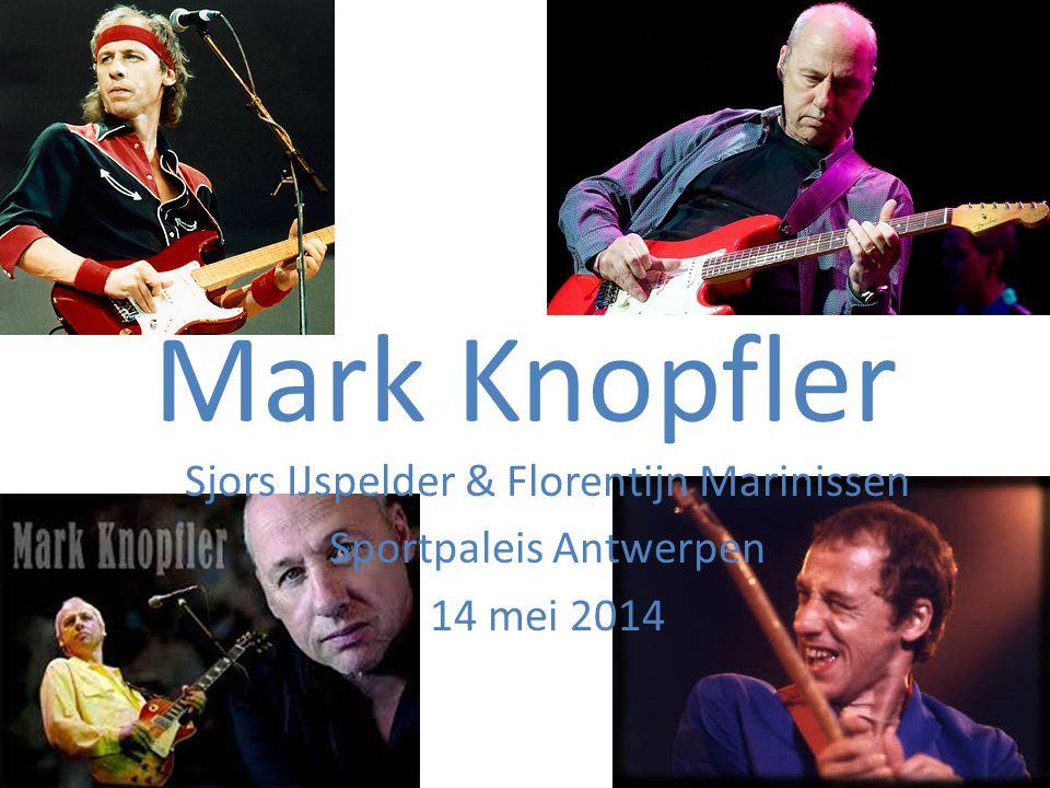 Mark Knopfler Sjors IJspelder & Florentijn Marinissen