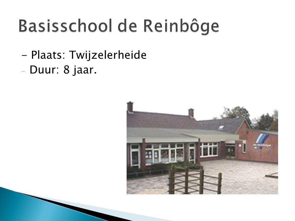 Basisschool de Reinbôge