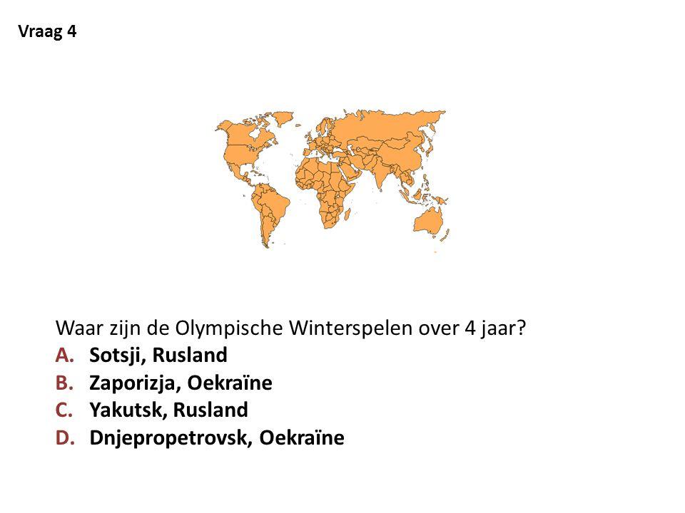 Winterspelen Kennis quizzzz