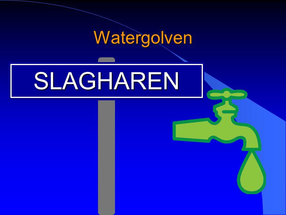 Watergolven SLAGHAREN