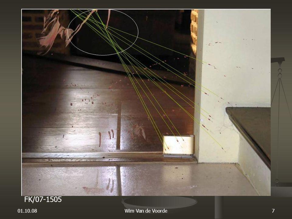 FK/07-1505 01.10.08 Wim Van de Voorde